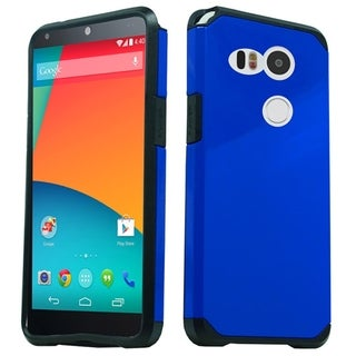LG Nexus 5X H790 Blue TPU Slim Case