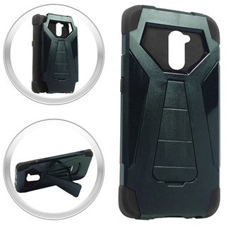 LG G4 Black XL Stealth Case with Stand