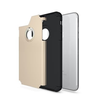 Apple iPhone 7 Plus TPU Invisible Ring Hybrid Back Cover Case