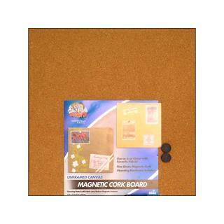 Brd Dudes Magnetic Cork Boards Unframed