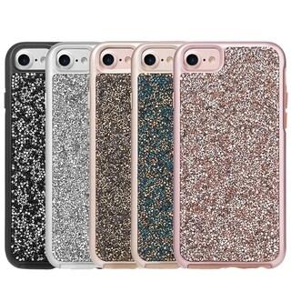 Apple iPhone 7 Diamond Platinum Collection Hybrid Bumper Case