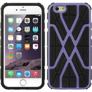 Apple iPhone 6/6S Black Spider Web 4.7-inch Hybrid Case