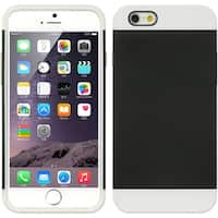 White TPU Hybrid Case for 4.7-inch Apple iPhone 6/6S