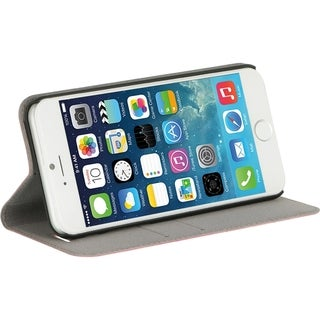 Apple iPhone 6 Gray 4.7-inch Vertical Pouch With Stand