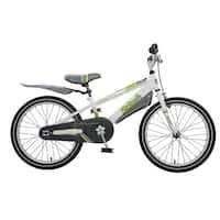 Stitch Flash Boy's Bike, 20 inch wheels, 11 inch frame, Grey