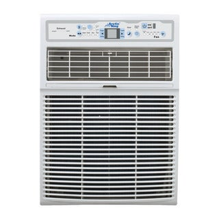 Arctic King 8,000 Btu Slider Casement Wall AC, Cool Only, Remote, New Energy Star, 115V, 60HZ