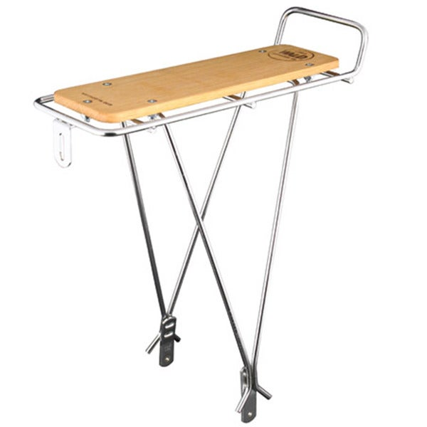 Wald 215 Rear Rack with Wooden Loading Surface