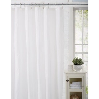 Home Fashion Designs PEVA 70x72 Shower Curtain Liner