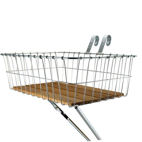 Wald 139 Front Basket with Wooden Bottom