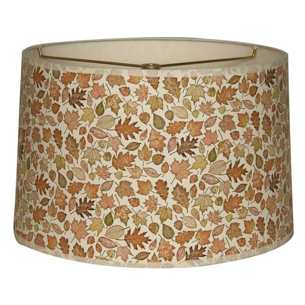Royal designs autumn leaves design10 x 10 x 8 inch modern trendy royal designs autumn leaves design10 x 10 x 8 inch modern trendy decorative handmade lamp aloadofball Choice Image