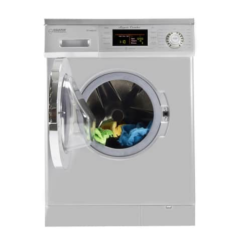 All-in-One 13 lbs 1200 RPM Compact 2016 Combo Washer Dryer