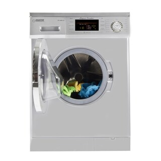 All-in-One 13 lbs 1200 RPM Compact Combo Washer Dryer