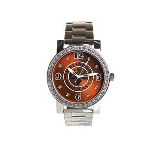 Affliction Unisex Crystal Watch
