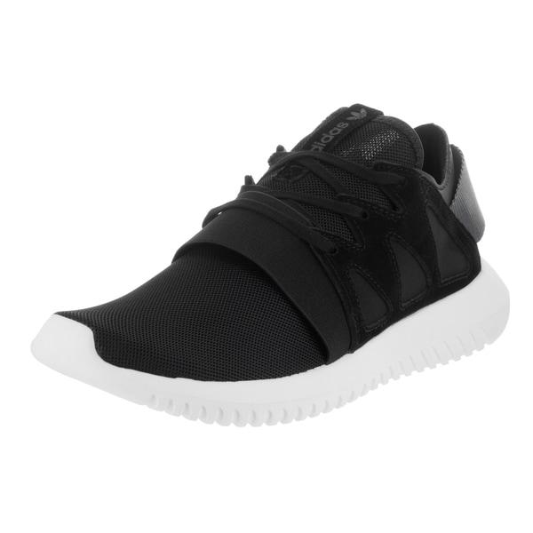 7dd97e8e3baa Shop Adidas Women s Tubular Viral Originals Black Running Shoe ...