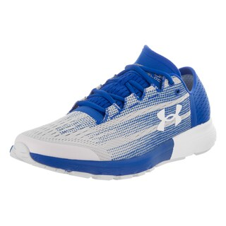 Under Armour Men's Speedform Velociti Blue Textile Running Shoes