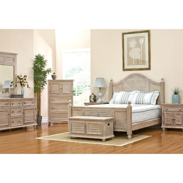 Cape May Poster Bed Queen On Free Shipping Today 14967181