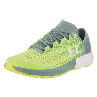 Under Armour Women's Speedform Velociti Green Running Shoe
