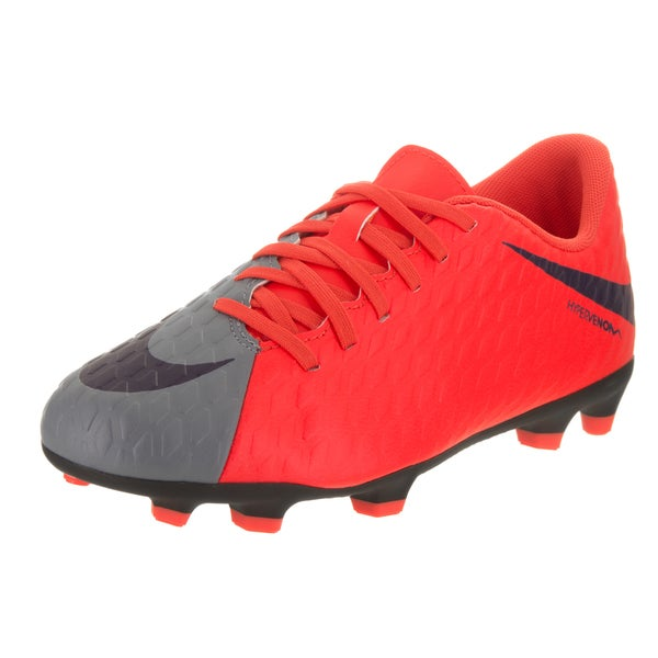 hot sale online 30957 7c081 Shop Nike Kids JR Hypervenom Phade III Fg Soccer Cleat ...
