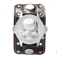 Affliction Skull Watch