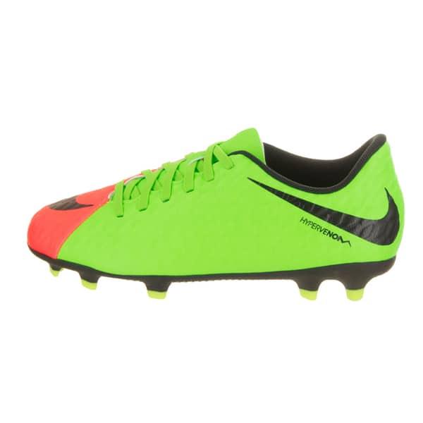 best service b930d 16c1a Shop Nike Kids Jr. Boys' Hypervenom Phade III FG Soccer ...