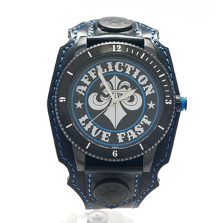 Affliction Live Fast Unisex Watch