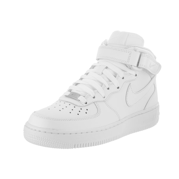sports shoes b746f 1f951 Shop Nike Women's Air Force 1 Mid '07 LE Basketball Shoes ...