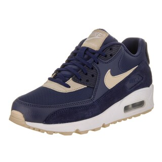 Nike Women's Air Max 90 Blue Running Shoes