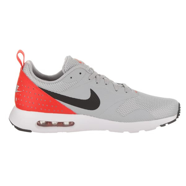 many fashionable authentic quality wholesale price Shop Nike Men's Air Max Tavas Grey Running Shoe - Free ...