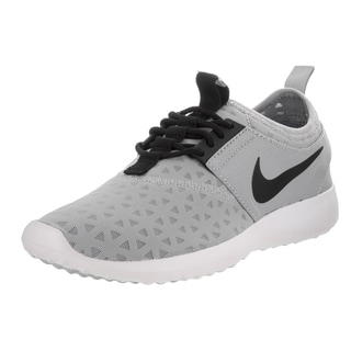 Nike Women's Juvenate Wolf Grey/Black Synthetic Leather Running Shoe