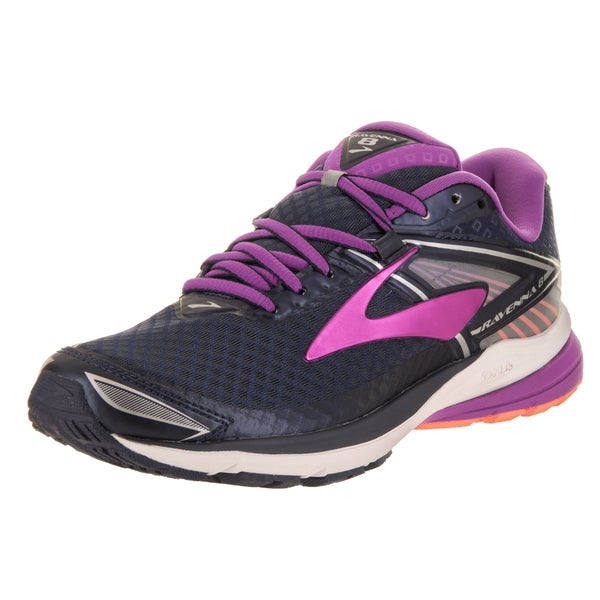 272fb905332 Shop Brooks Women s Ravenna 8 Running Shoe - Free Shipping Today ...