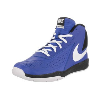 Nike Kids' Team Hustle D 7 (GS) Basketball Shoes