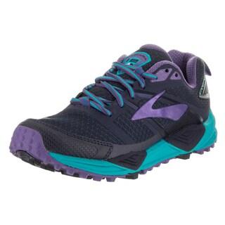 Brooks Women's Cascadia 12 Purple Running Shoe