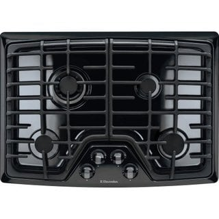 "EW30GC55PB 30"" Wide Gas Cooktop"