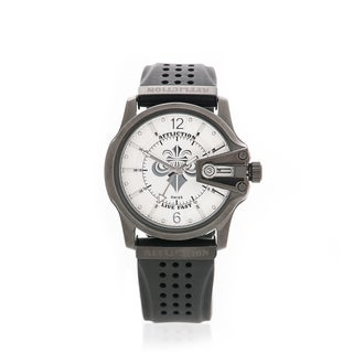 Affliction Gents Large Round Watch