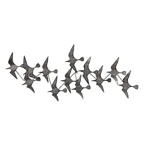 'Keeley' Metal Wall Sculpture