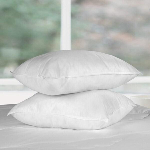 Performance Textiles Antibacterial Bed Pillows (Set of 2)