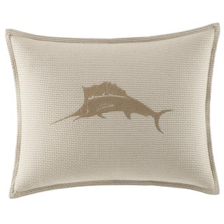 Tommy Bahama Shoreline Marlin Breakfast Pillow