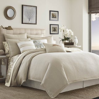 Tommy Bahama Shoreline Cotton Duvet Cover Set