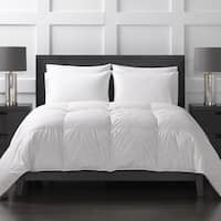 Sharper Image All Season Down Alternative Comforter