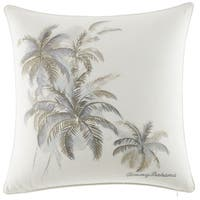 Tommy Bahama Shoreline 20-inch Embroidered Pillow