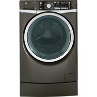GE GFWR4805FMC Energy Star 120 Volts Front Load Washer