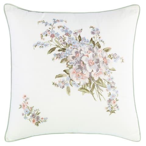 Laura Ashley Harper 18-inch Decorative Pillow
