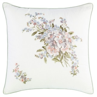 Laura Ashley Harper 18-inch Decorative Pillow