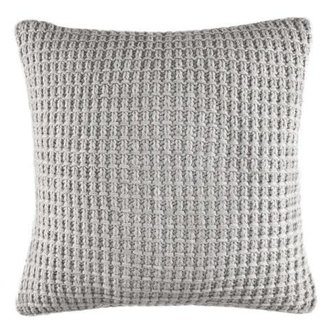 Nautica Fairwater Knit Throw Pillow