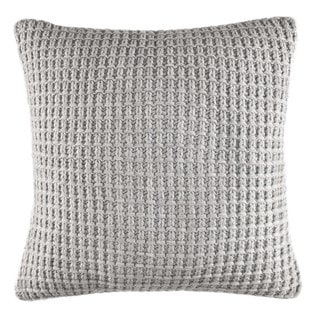 Nautica Fairwater Knit Throw Pillow