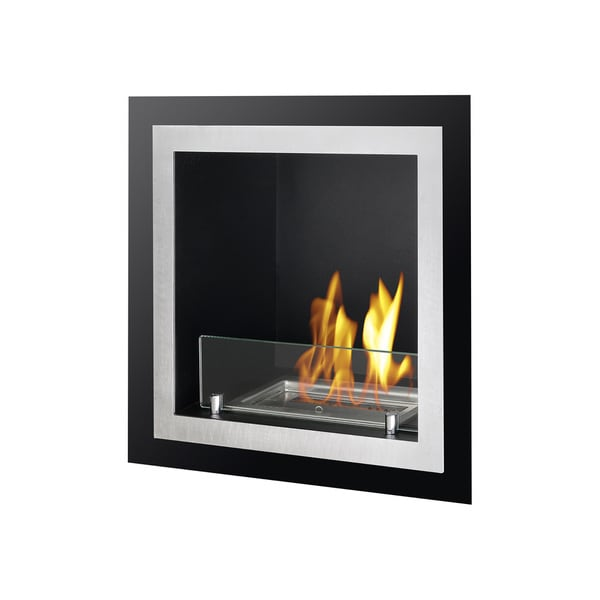 Ignis Antalia Recessed Ventless Ethanol Fireplace - UL/CUL