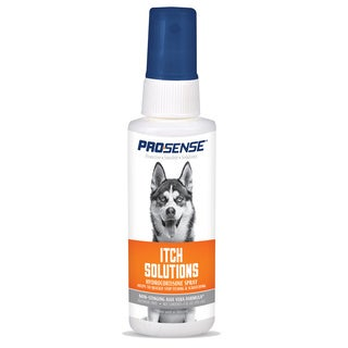 8 in 1 4 Oz Itch Relief Hydrocortisone Pet Spray
