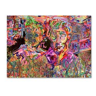 Josh Byer 'Flower Box' Canvas Art