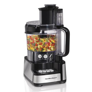 Recertified Hamilton Beach 12 Cup Stack & Snap Food Processor|https://ak1.ostkcdn.com/images/products/14987171/P21488000.jpg?_ostk_perf_=percv&impolicy=medium