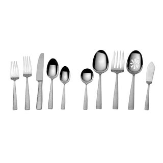 Mikasa Oliver 18/10 Stainless Steel 65-piece Flatware Set